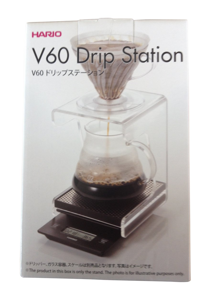 Hario V60 Complete Coffee Brewing Set - Scale, Brewer Set & Stand by Hario (Image #6)