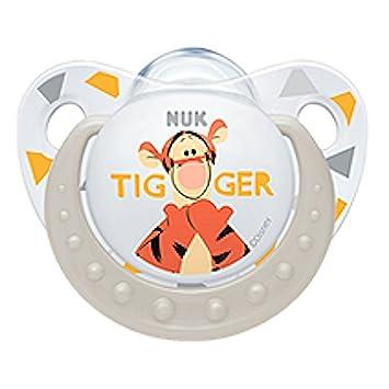 Amazon.com: NUK Disney Winnie the Pooh Baby Pacifier 0 – 6 ...