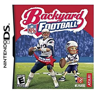 Backyard Football - Nintendo DS
