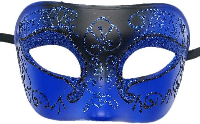 Amazon.com: Máscara para hombre estilo vintage griego romano ...