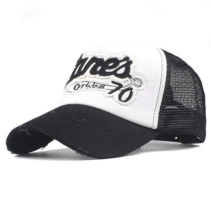 XINBONG New Summer mesh Baseball Cap Fitted hat Casual Cap Gorras 5 Panel Hip hop Hats
