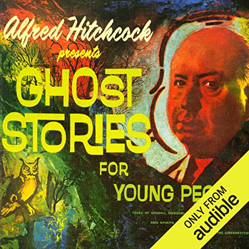 Bargain Audio Book - Alfred Hitchcock Presents Ghost Stories f