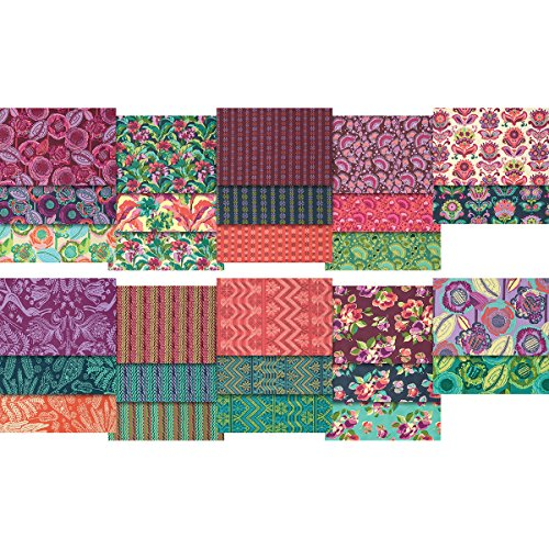 Hearts Cotton Quilt Fabric - 5
