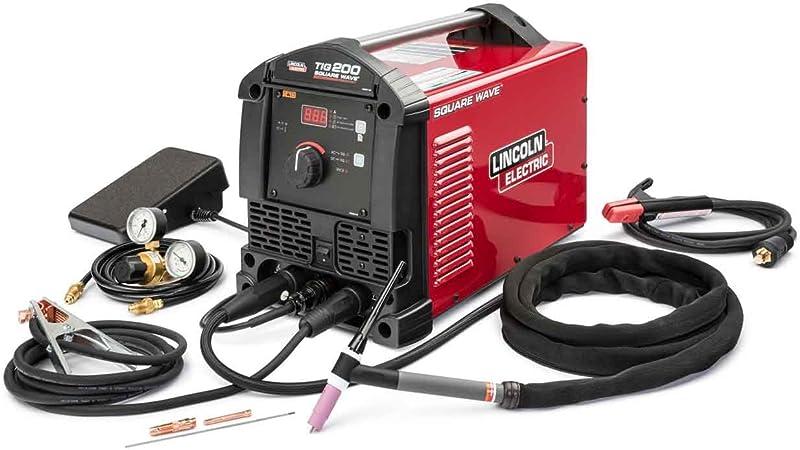 Lincoln Electric Square Wave Tig 200 Tig Welder K5126 1 Amazon Com