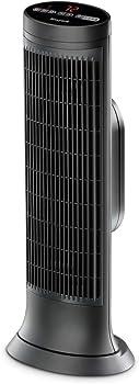 Honeywell Digital Ceramic Black Tower Space Heater