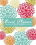 Event Planner Calendar: For Birthdays Anniversaries & Celebrations Personal Important Event Date Tracker With Monthly Quotes Card Addresses & Gift Log (Perpetual Calendar)