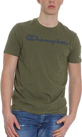 Champion Herren T-Shirt grün 213481 F19 GS512