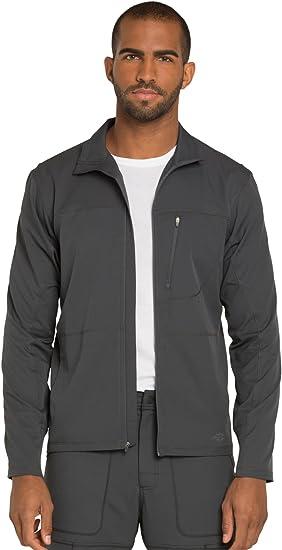 Dickies Dynamix Zip-Up Scrub Jacket review