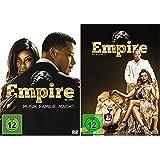 Empire - Musik. Familie. Macht. Staffel 1+2 / DVD Set