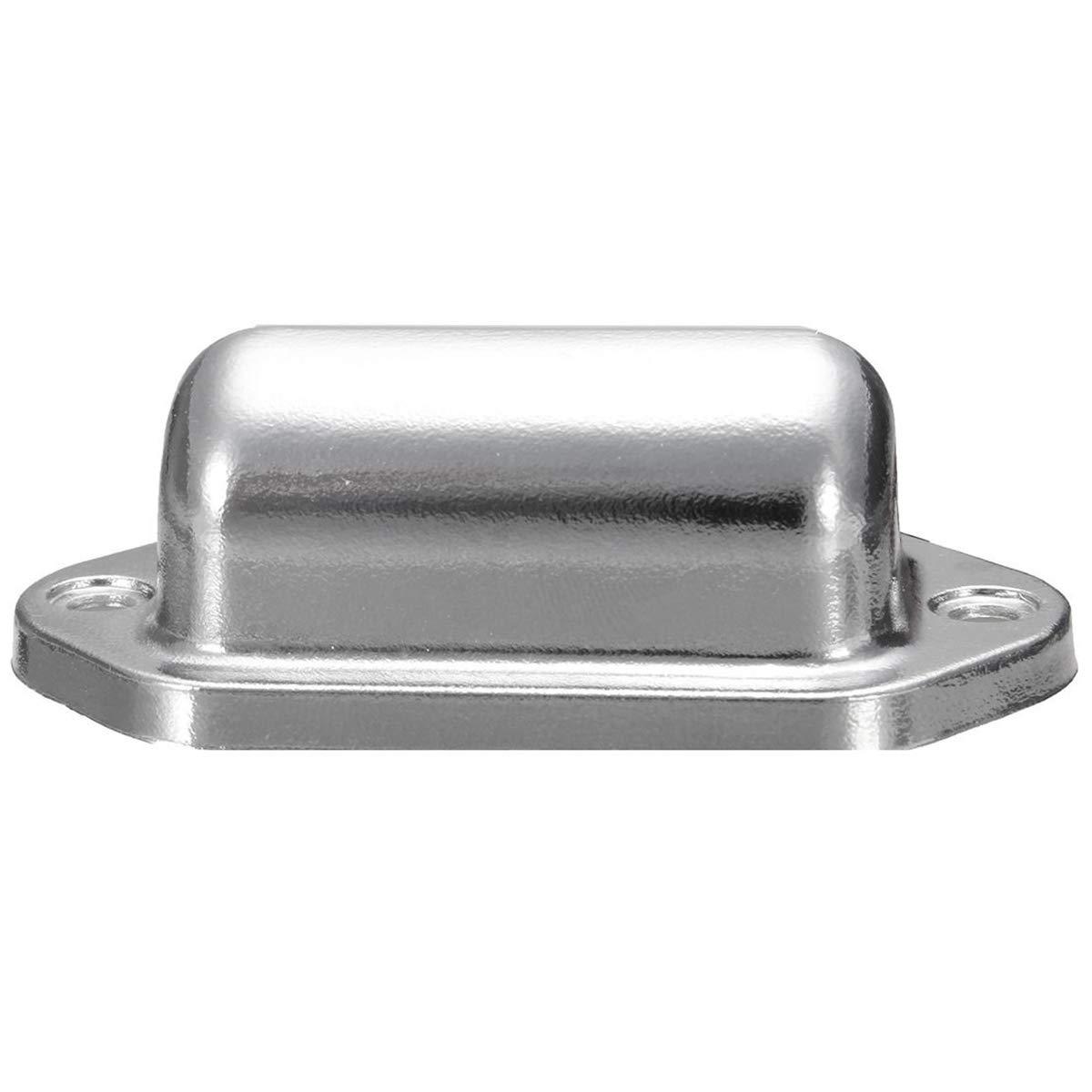 Binchil 2 Piezas 6-Leds Luz de La Etiqueta de Placa de Matr/ícula de N/úmero 12V para Furgonetas Remolques Camiones Caravanas Bote L/ámpara de Paso Interior RV
