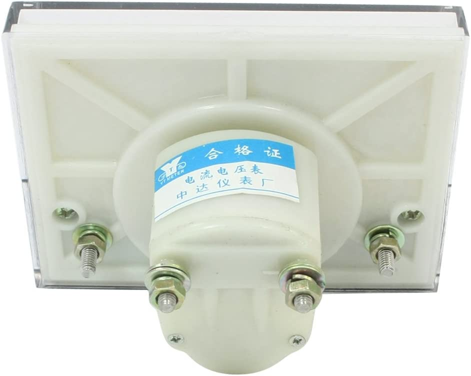 44L1 AC 0-10A pl/ástico Vertical para puntero anal/ógico amper/ímetro