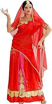 NET TOYS Disfraz Dama Bollywood - M (ES 40/42) | Vestido ...