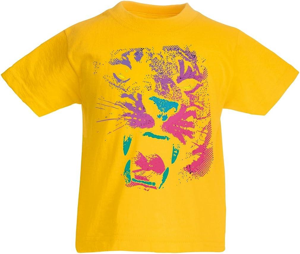 N4394K La Camiseta de los niños ¡El Tigre!
