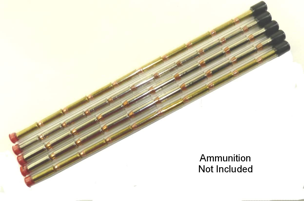 7 Round Speedloaders for Henry Rifles 357 Speed Loader Tubes 38sp