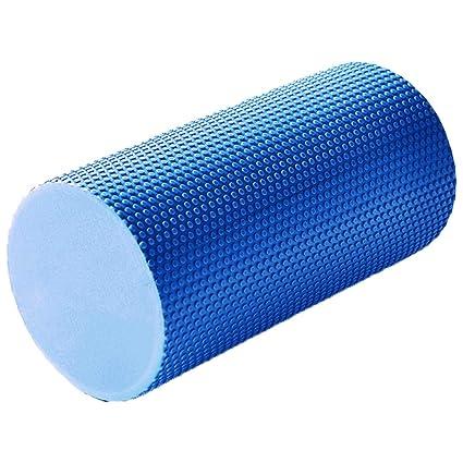 Foam Roller,eje espuma rodillo relajación columna yoga ...