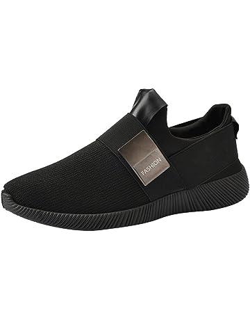 BBestseller Zapatillas Hombres Mujer Deporte Running Zapatos para Correr Gimnasio Sneakers Deportivas Padel Transpirables Casual