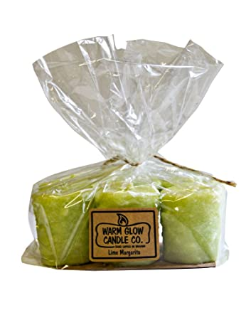 Warm Glow Candle Company Lime Margarita Hearth Candle with Tin