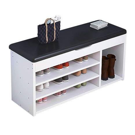 Astonishing Amazon Com Mscxj Hallway Storage Bench 3 Tier With Storage Camellatalisay Diy Chair Ideas Camellatalisaycom