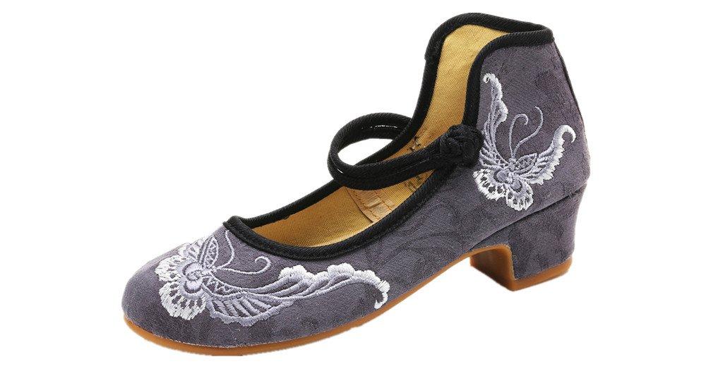 Tianrui Crown Sandales Crown Pour Femme B074F55H6D Tianrui Gris fb456dd - therethere.space