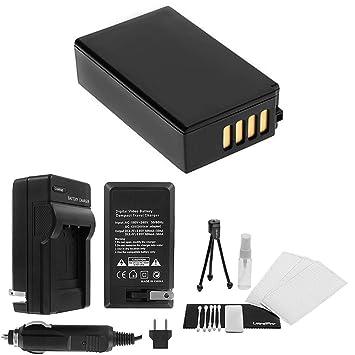 Amazon.com: EN-EL20 Batería de repuesto de alta capacidad ...