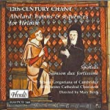 Abelard: Hymns & Sequences for Heloise - 12th Century Chant