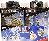 X-Kites MicroKites Star Wars Assortment of Mylar Mini Kites 6-1/2'' Tall, 24-Piece PDQ
