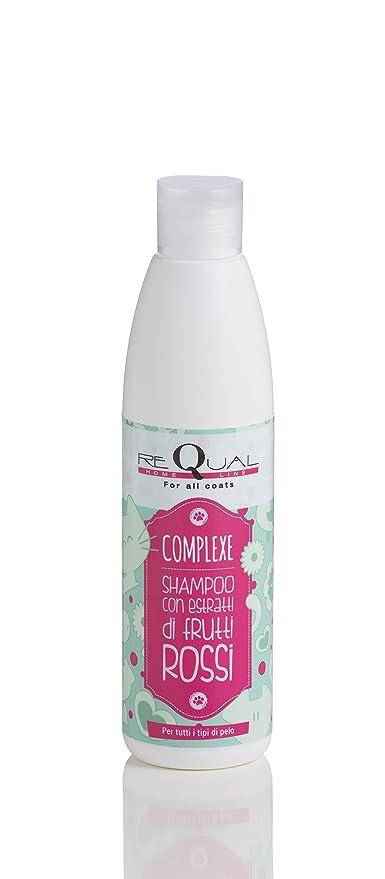 Requal Shampoo Universal para Perros y Gatos Complex – 250 ml