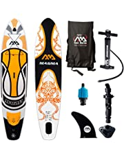 Aqua Marina Magma Sup Inflatable Stand Up Paddle Surf Board Remo Board