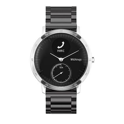 Omicton Correa de repuesto para reloj de pulsera para Huawei Watch 2 Sport, Ticwatch 2, Samsung Gear S2 Classic/Sport, Nokia Withings Steel HR 40 mm, ...