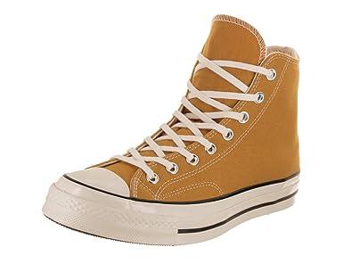Converse Chuck Taylor All Star 70 Hi Orange - Orange - 10  Amazon ... 95353dd2a