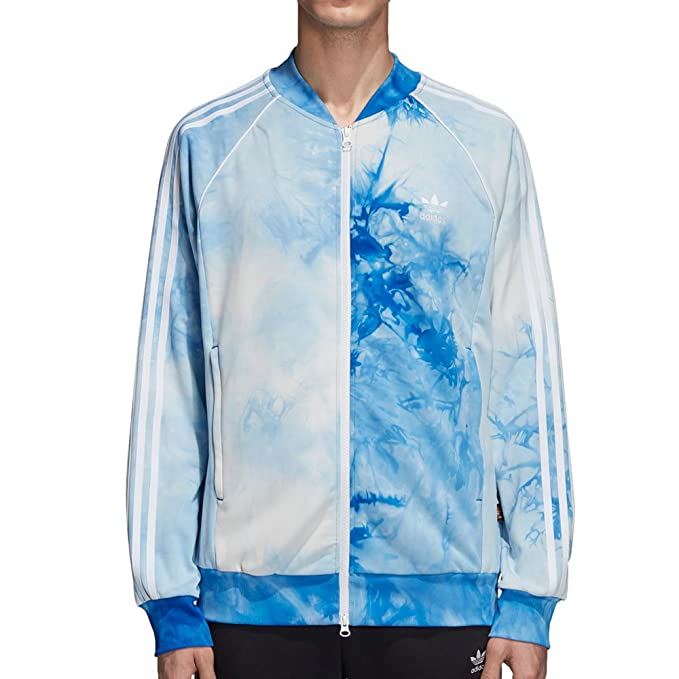 c6c6082117f9 Image Unavailable. Image not available for. Color  adidas Men s Originals  Pharrell Williams hu Holi SST Track Jacket ...