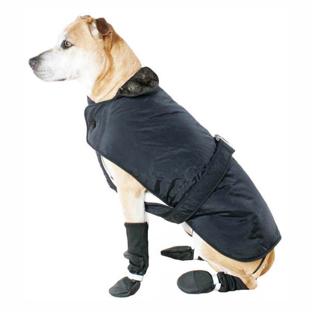 Muttluks Drei Schicht Gürtel Winter Hundemantel Coat