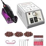 Professional Nail Drill Set Electric Nail Drill Machine Nail File Kit for Acrylic Nails Gel Nails Glazing Nail Art…