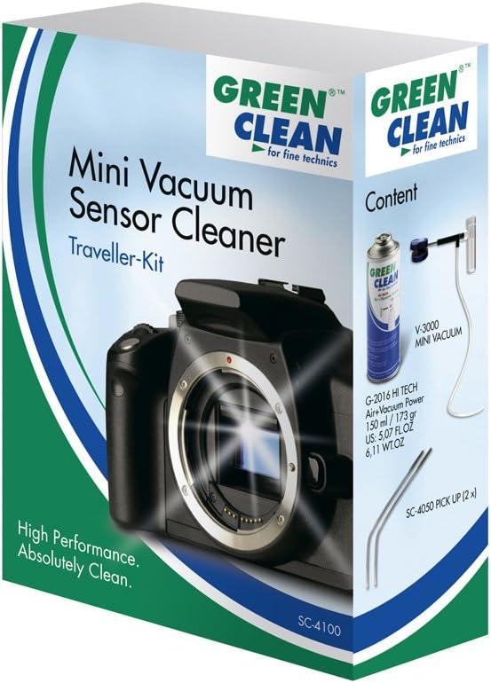 Green Clean GCSC-4100 - Pack de Limpieza de Equipos fotográficos ...