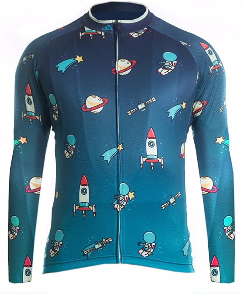 Uglyfrog WUG6 2018 New Winter Thermal Fleece Cycling Jersey Outdoor Sports Mens Breathable Long Sleeve Bicycle Shirt Triathon Clothing