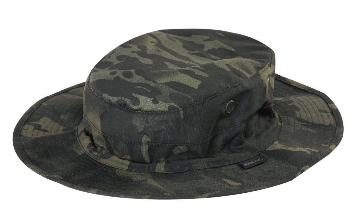Tru-Spec Boonie, Multi Camo Black, Size 7.75 by Tru-Spec (Image #1)