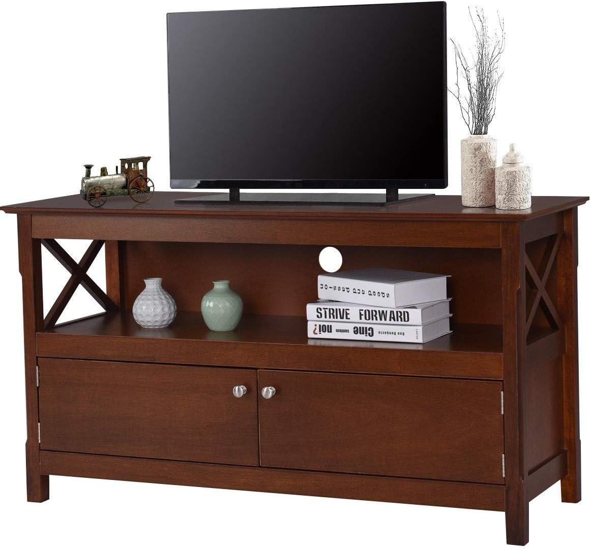 Global Supplies - Mueble de Madera para televisor (111,76 cm): Amazon.es: Juguetes y juegos