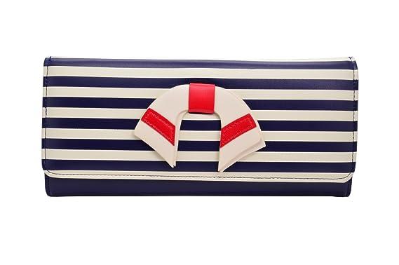 Interdit Marine Portemonnee Nautique Cru h4kqcDpgqe