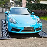 Rifrani Garage Containment Mat for Rain,Mud and Snow (SUV/Truck)