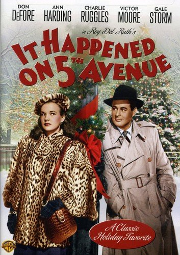 - It Happened on 5th Avenue (DVD)