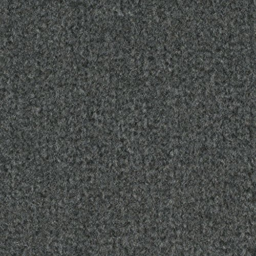 Carpet by the Foote 1 Roll Black 16 oz 18 inchX18 feet Boat Trailer Bunk Carpet.