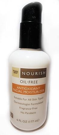 Trader Joe s Nourish Oil-Free Antioxidant Facial Moisturizer Pack of 2