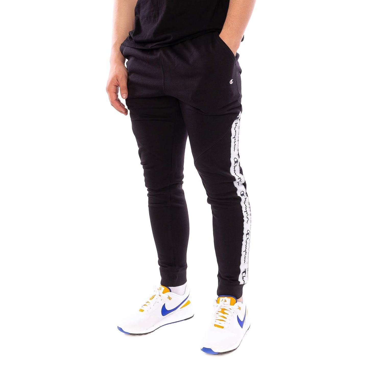Champion Pantalones Slimfit Negro XXL (XX-Large): Amazon.es: Ropa ...