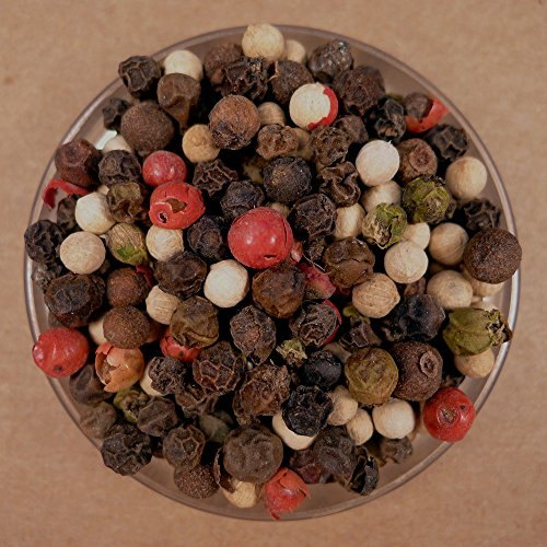Peppercorns, Five Blend Whole (50LB) by Spices For Less (Image #1)