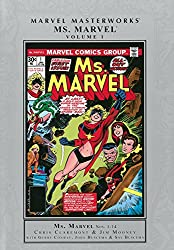 Marvel Masterworks: Ms. Marvel Volume 1 (Marvel Masterworks (Unnumbered))