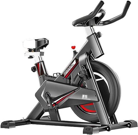 C-J-Xin Bicicleta de ejercicio interior, Spinning Bike ...