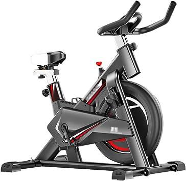 HWH Bicicleta de ejercicio interior, Spinning Bike multifunción de ...
