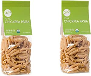 Olo Organic Chickpea Pasta - 2-Pack 8.82 oz Plant-Based