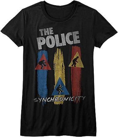 The Police British Rock Band Synchronicity - Camiseta para ...