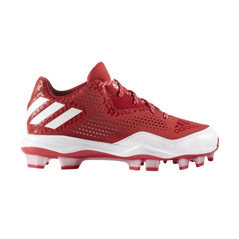 adidas Women's PowerAlley 4 Molded Fastpitch Cleats by adidas